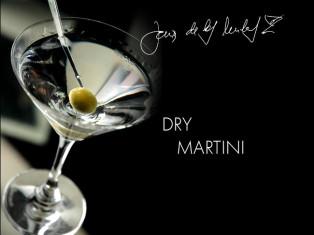 Dry Martini: La Receta Original