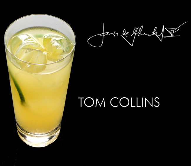 Cocktail Tom Collins