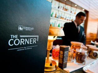 The Corner By Javier de las Muelas - Grand Marina Eurostars Barcelona