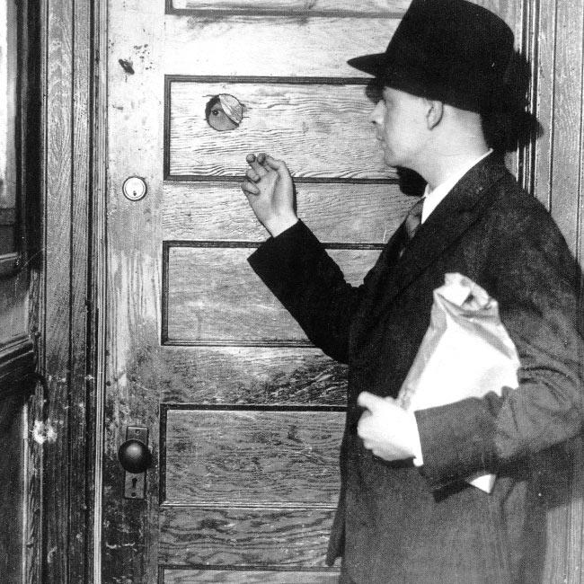 Prohibition United States SpeakEasy Clandestine