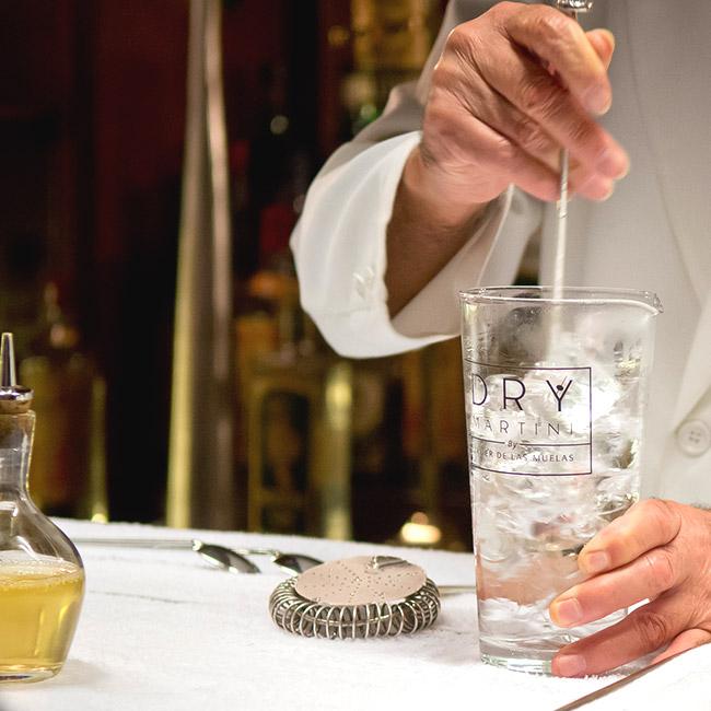 Cómo elaborar un cocktail en casa
