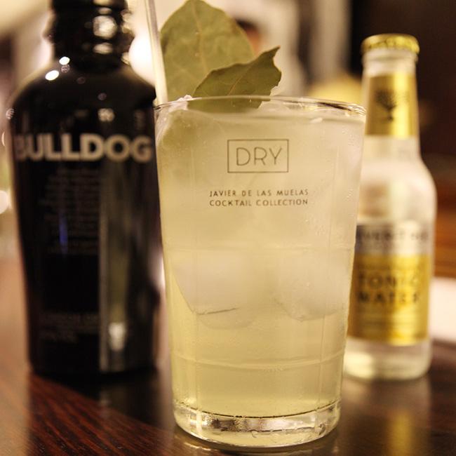 Gin&Tonic with Bulldog Gin