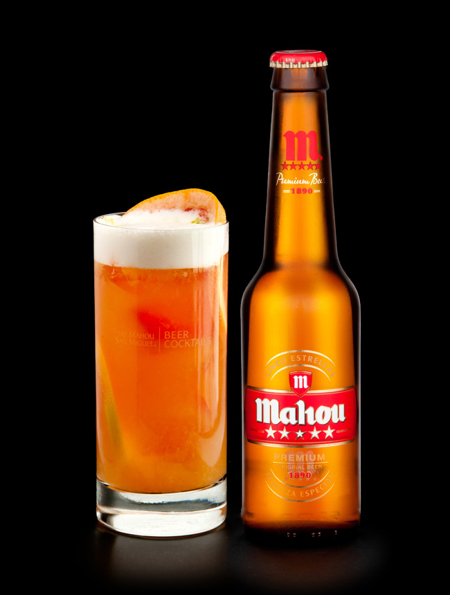 Beer-Cocktails-Fresh-Bellini-Mahou-Premium