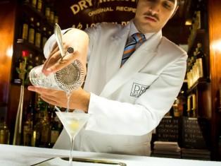 Tendencias Mundo del cocktail 2016 Dry Martini By Javier de las Muelas