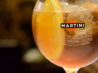 Martini Tonic Javier De Las Muelas