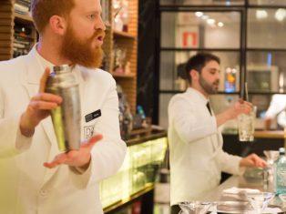 Workshops de Iniciación a la coctelería en Dry Martini By Javier de las Muelas Barcelona